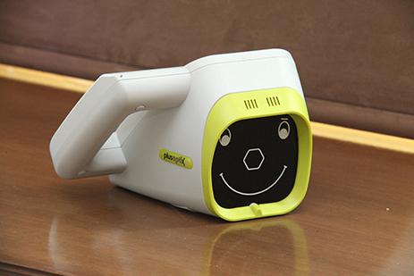 Διόφθαλμο διαθλασίμετρο για βρέφη και παιδιά